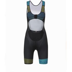 Santini Sleek 776 Combinaison de triathlon sans manches Femme, acqua